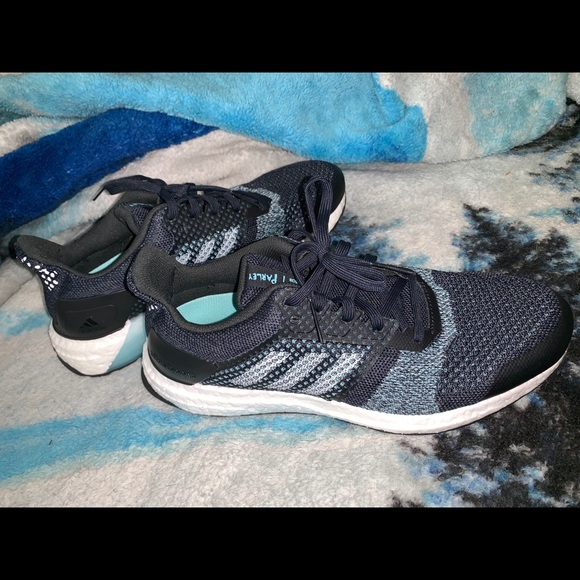 1189bd96f adidas Other - Men s ADIDAS ULTRA BOOST ST PARLEY Blue Size 9.5